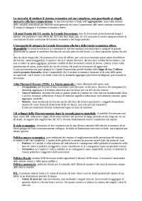 Riassunti corso di Macroeconomia del prof. Grillo