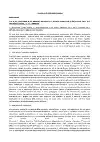 Teorie e metodi di progettazione Capperucci
