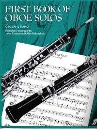 Libro per oboe solo con acc