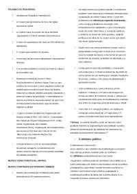 BRASIL E PROBLEMATICAS GERAIS