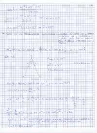 Trigonometria (Regola del seno e del coseno)
