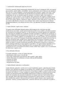 Psicometria, teoria secondo modulo esame Chiorri unige