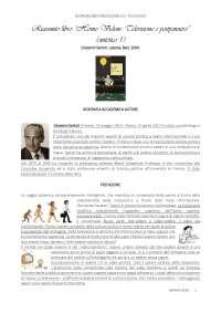 """RIASSUNTO LIBRO """"HOMO VIDENS: TELEVISIONE E POSTPENSIERO"""" (SINTETICO 1) - GIOVANNI SARTORI - LATERZA"""