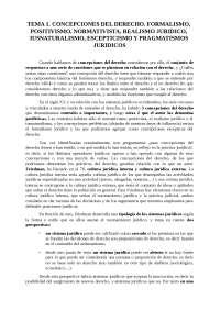 Tema 1 Argumentación jurídica