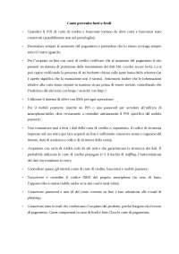 TESINA DIRITTO DELL'INTERNET - Come evitare furti e frodi online