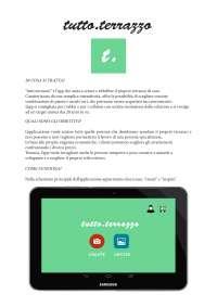 Progetto Tecnologie Multimediali