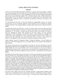 TESINA DIRITTO DELL'INTERNET - Deep web