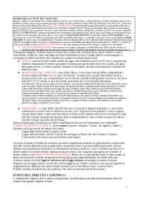Appunti di diritto canonico, Prof Lugli