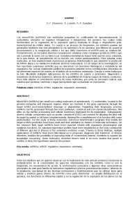 MicroARNs (origen y funciones descubiertas)