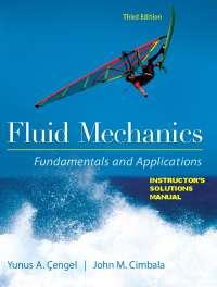 Fluid Mechanics Answers