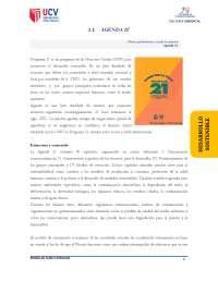 Programa 21 es un programa de las Naciones Unidas (ONU) para promover el desarrollo sostenible.