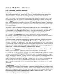 Psicologia delle disabilità e dell'inclusione, S. Soresi (Il Mulino, 2016)