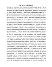 control terminada administracion, Monografías, Ensayos de Sociología Administrativa