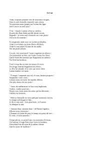 """Poesia di Lamartine: """"Le Lac"""""""