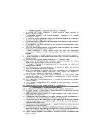 Test Diritto Pubblico Comparato