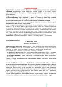 Dispensa Logica e Argomentazione Giuridica Prof Alberto Artosi unibo