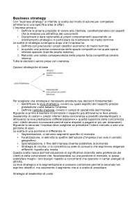 Strategia d'impresa, Ramusino e Onetti, 4° edizione