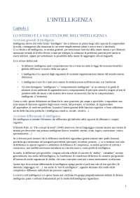 L'intelligenza - C. Cornoldi