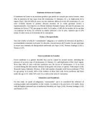 SINDROME DE DOWN TRISOMIA 21