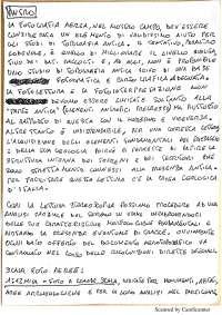 Appunti/Sintesi di Aerotopografia archeologica - F. Piccarreta e G. Ceraudo - Manuale di Aerotopografia archeologica, metodologia, tecniche e applicazioni