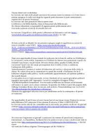 testi su sociologia e politica (esercitazione di metodologia)