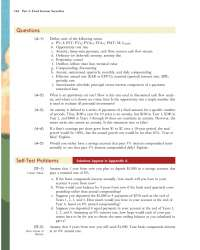 finance management 13th edition solution manual