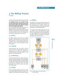 proces mlevenja u tehnologiji brasna