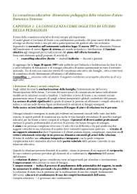 Consulenza educativa Simeone Domenico pedagogia