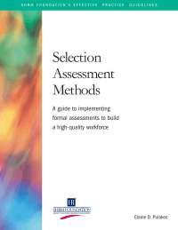Selection Method for recruitment of Job