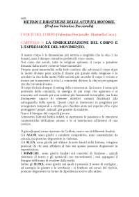 I VOLTI DEL CORPO MARINELLA COCO- VALENTINA PIERCIAVALLE