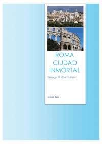 trabajo sobre el turismo de roma de geografia del turismo