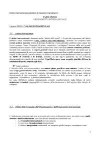 diritto internazionale panebianco