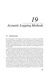 Petrophysics MSc Course Notes