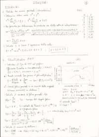 appunti corso di Sensori e misure