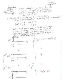 Engineering Analysis Notes