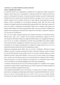 RIASSUNTO COMPLETO Psicologia clinica. Dialoghi e confronti