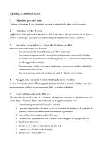 Domande Manuale AVALLONE Psicologia del lavoro e delle organizzazioni