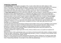 La paleopatologia, introduzione generale allo studio della storia della Medicina