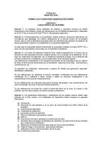 NORMA REGLAMENTO NACIONAL DE EDIFICACIONES A-010
