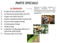 appunti di patologia vegetale
