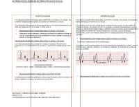 ECG  CAMBIOS HIDROELECTROLITICO