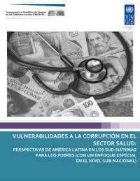Vulnerabilidades a la Corrupción en el Sector Salud