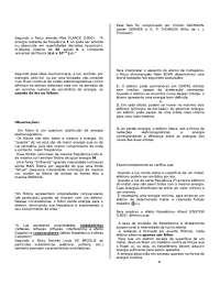 Noções sobre Física Moderna - Noções de Física Moderna - Mecânica