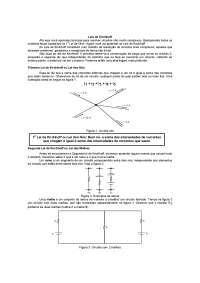 Relatório Leis de Kirchhoff e Ponte de Wheatstone - Leis de Kirchhoff - Eletrodinâmica