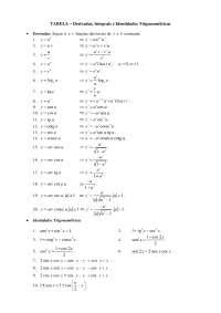 Teoria sobre Relações Trigonométricas - Relações Trigonométricas - Trigonometria