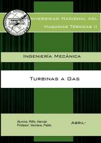 Turbinas y la descripcion de sus componentes