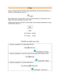 Introdução a Crase - Crase - Gramática