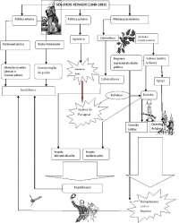 resumo esquemático segundo reinado - Segundo Reinado - História do Brasil