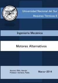 Motores alternaticos
