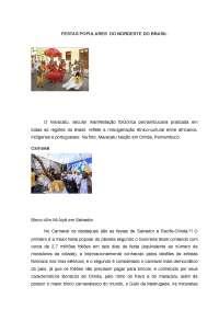 Aula sobre REGIÃO NORDESTE - Região Nordeste - Geografia Brasil